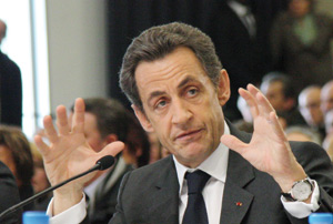 Nicolas Sarkozy ou la difficulté de dompter sa majorité