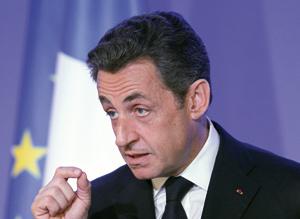 Nicolas Sarkozy, chef de guerre incontesté