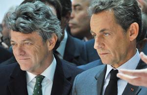 Jean-Louis Borloo, une pression supplémentaire pour Nicolas Sarkozy
