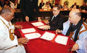 Laâyoune : soutien européen aux artisans sahraouis