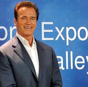 Californie : Schwarzenegger invite la Chine à construire un TGV