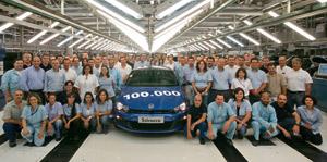 Volkswagen Scirocco : le cap des 100.000