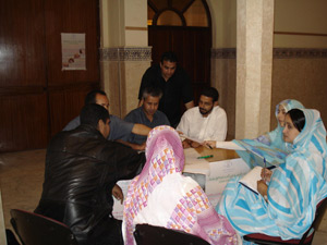 Dakhla : Session de formation pour une meilleure gestion de l'INDH