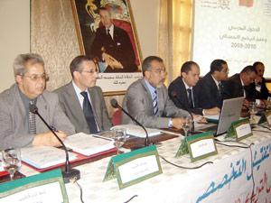 Oujda : Concerter les inspecteurs régionaux