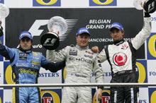 GP F1 de Belgique : Alonso bientôt champion