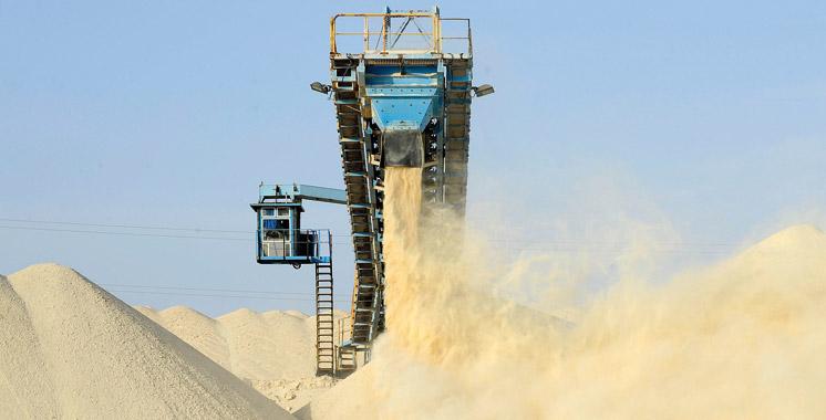 Avec 7.538 titres attribués à fin janvier: Reprise pour le secteur minier ?