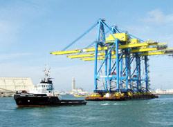 Transport : Port de Casablanca : le souci de la sécurité