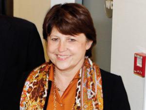 Martine Aubry, notre dame de la résurrection