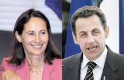 France : le couple «royal»