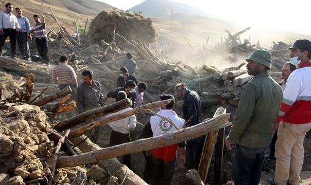 7 morts et 30 blessés dans un séisme en Iran