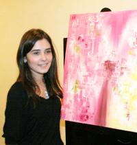 Selma Zemmama, l'abstraction du style