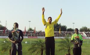 Selmouni remporte la course du 3000 m