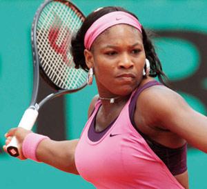 Tournoi de Madrid : Serena Williams en huitièmes de finale