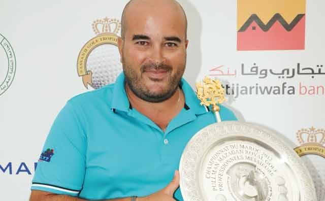 Faycal Serghini : «Pour rivaliser avec l élite mondiale,  il faut populariser le golf»