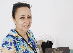 Sanae Mohamed Serghini : «J'ai voulu suivre le même chemin que mon père»