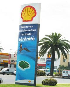 Carburants : les bons chiffres de Shell
