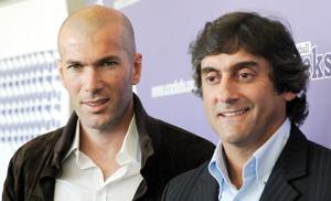 Zidane et Francescoli lancent «Football Cracks»