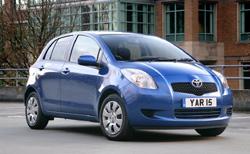 Automobile : France : Toyota Yaris atteint le million
