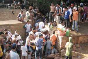 Beni Mellal : Sidi Bouyacoub, une contrée paradisiaque
