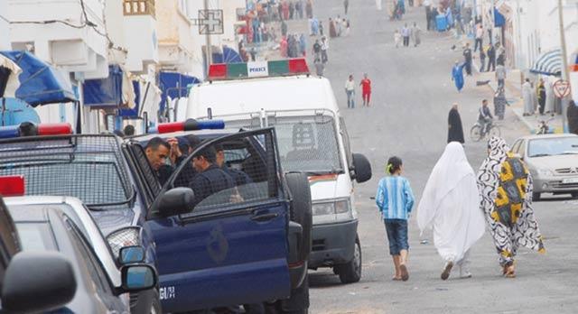 Arrestation de deux fauteurs de troubles à Sidi Ifni