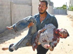 Gaza : massacre à huis clos