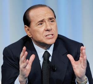 Italie : Silvio Berlusconi mis KO par les Italiens qui «ne l'écoutent plus»