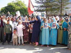 Oujda : Sit-in des bénéficiaires du crédit Fogarim