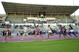 Les athlètes de la Méditerranée à l'épreuve