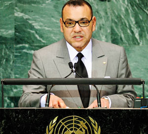 Nations Unies : SM le Roi met en exergue l'action engagée du Maroc pour le développement