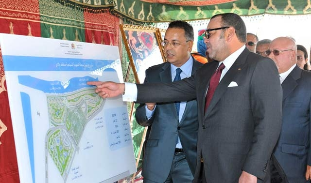 Nouvelle Station touristique à Mehdia: SM le Roi imprime une forte impulsion au plan Biladi