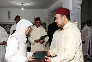 Une nouvelle promotion d'imams et de mourchidates