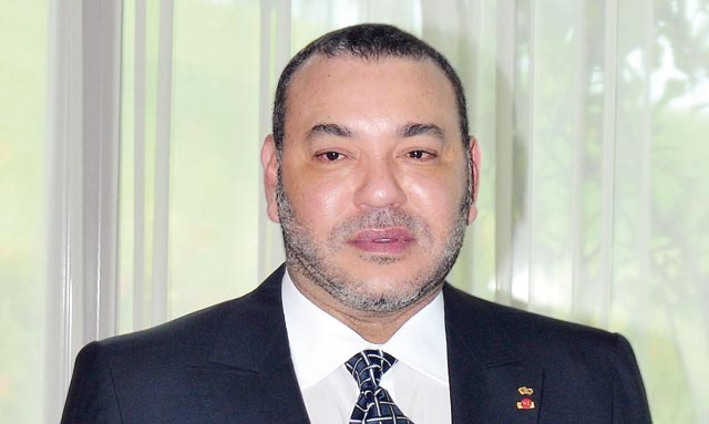 Casablanca : SM le Roi lance le projet de développement d'un système de vidéosurveillance