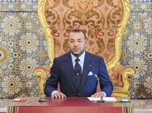 Discours royal : les quatre conditions pour une régionalisation réussie