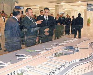 Activités royales : L'aéroport Mohammed V se dote d'un nouveau terminal