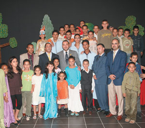 Activités royales : Un centre pour jeunes à Sidi Moumen