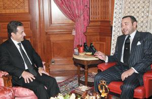 Visite d'Etat du président français au Maroc : Sarkozy prononcera un discours devant le Parlement