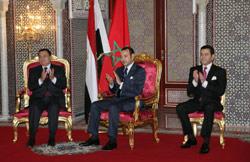 Maroc-Egypte : des relations exemplaires