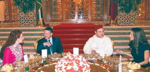 Rabat et Amman donnent une nouvelle dimension à leur amitié