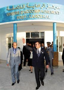 Transfert de projets de la Fondation Mohammed V pour la solidarité à l'Etat