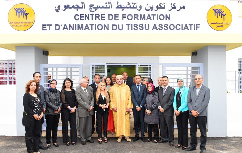 Tissu associatif: Casablanca se  dote d'un centre de formation unique