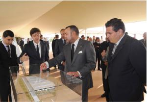 SM le Roi préside la cérémonie d'ouverture du Salon du cheval d'El Jadida