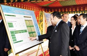 Extension d'une station d'épuration à Agadir