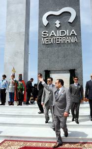 Tourisme : Naissance de la station Mediterrania Saïdia