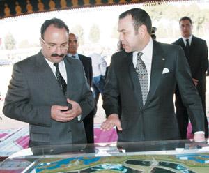 Meknès conforte son développement