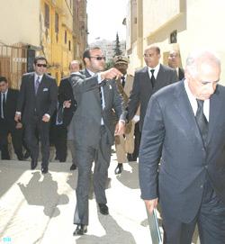 Mise au point : Meknès : Mise au point de Belkora