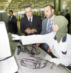Tanger free zone : un nouveau chantier