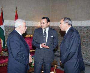SM le Roi décide de convoquer une réunion du Comité Al-Qods
