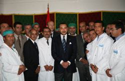 L'hôpital de Meknès rénové