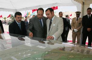 Une série de projets pour Oujda