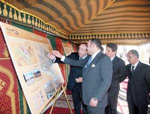 Zagora se dote de nouvelles infrastructures